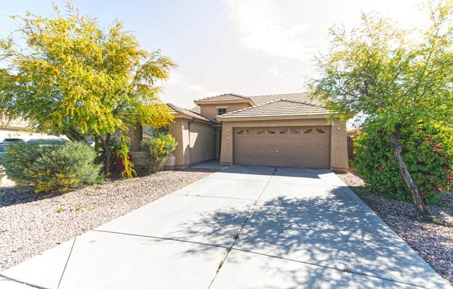 4521 S 26TH Drive, Phoenix, AZ 85041 (MLS #6052950) :: The Laughton Team