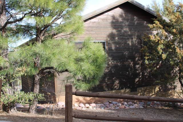 1931 N Bison Ridge Trail, Show Low, AZ 85901 (MLS #6052960) :: The Everest Team at eXp Realty