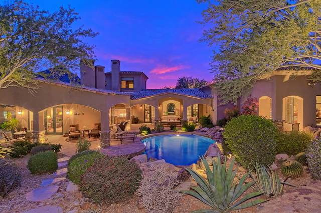 10318 E Foothills Drive, Scottsdale, AZ 85255 (MLS #6052986) :: Conway Real Estate