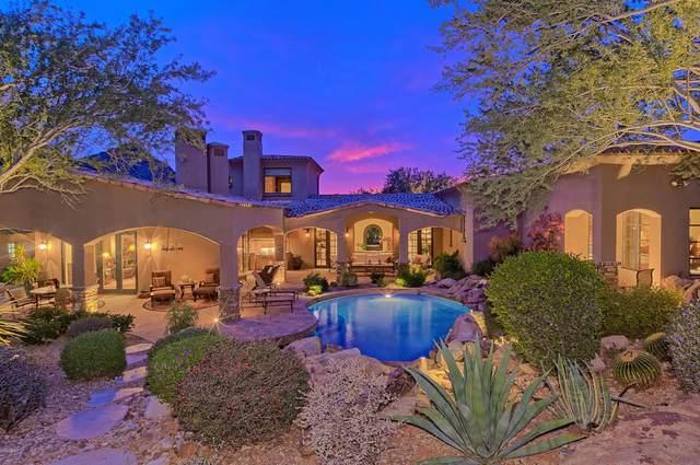 10318 E Foothills Drive, Scottsdale, AZ 85255 (MLS #6052986) :: Howe Realty