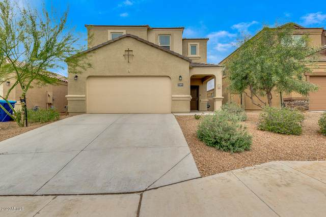 3472 N 300TH Drive, Buckeye, AZ 85396 (MLS #6052994) :: Lux Home Group at  Keller Williams Realty Phoenix