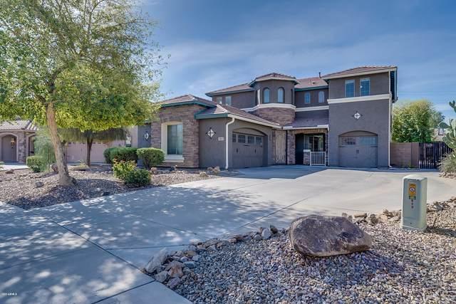 913 E Drexel Drive, Gilbert, AZ 85297 (MLS #6052996) :: Long Realty West Valley