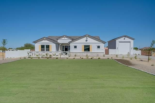 187 E Flintlock Drive, Queen Creek, AZ 85142 (MLS #6053003) :: Revelation Real Estate