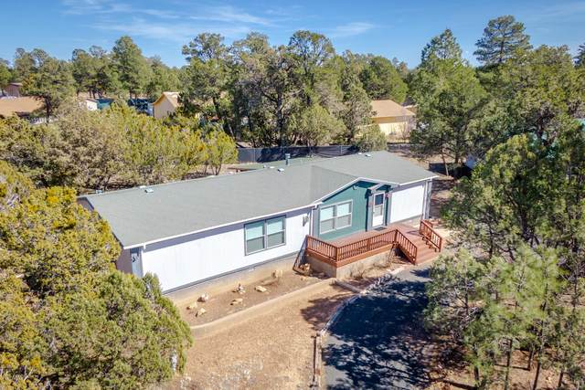 3038 Chevelon Road, Overgaard, AZ 85933 (MLS #6053046) :: Long Realty West Valley