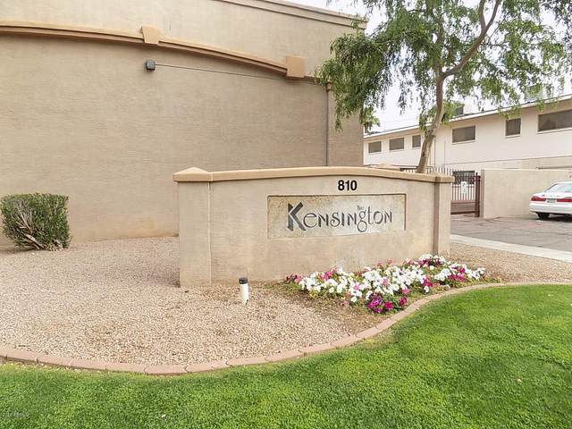 810 E Colter Street #42, Phoenix, AZ 85014 (MLS #6053052) :: Long Realty West Valley