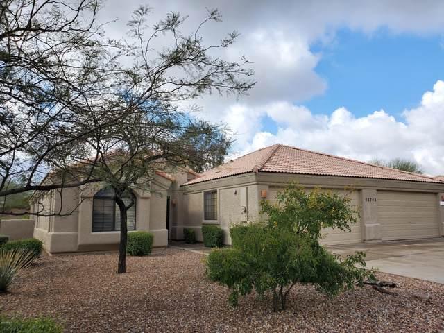 16745 E Saguaro Boulevard #113, Fountain Hills, AZ 85268 (MLS #6053080) :: Arizona Home Group