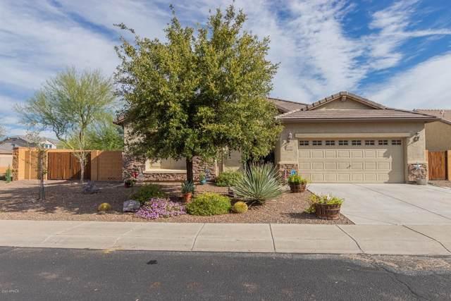 25998 W Sierra Pinta Drive, Buckeye, AZ 85396 (MLS #6053087) :: The Garcia Group