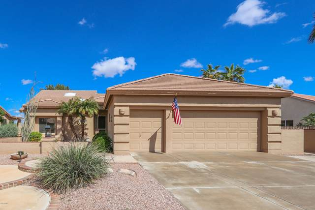 9334 E Cedar Waxwing Drive, Sun Lakes, AZ 85248 (MLS #6053147) :: Long Realty West Valley