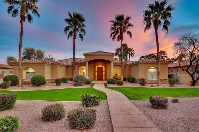 2621 E Birchwood Place, Chandler, AZ 85249 (MLS #6053170) :: Devor Real Estate Associates