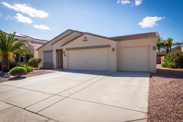 1653 E Diego Drive, Casa Grande, AZ 85122 (MLS #6053206) :: Long Realty West Valley