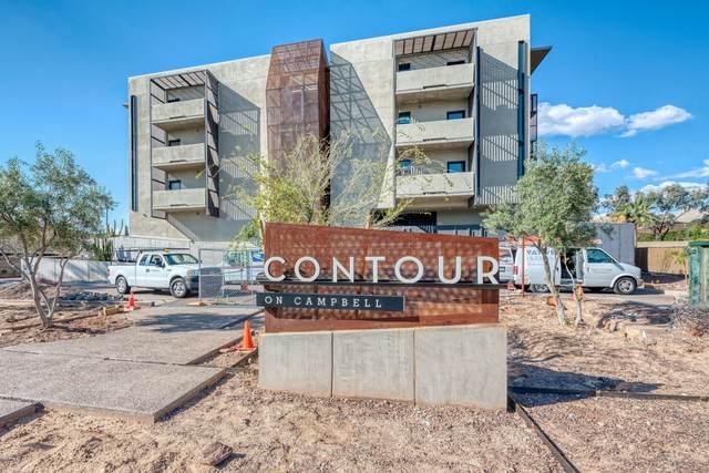 2300 E Campbell Avenue #331, Phoenix, AZ 85016 (MLS #6053220) :: The Laughton Team