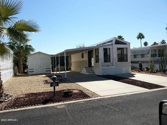 17200 W Bell Road #96, Surprise, AZ 85374 (MLS #6053230) :: The Garcia Group