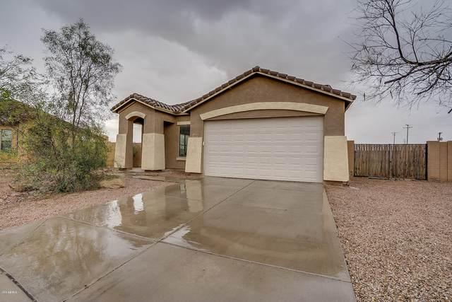 18828 N Smith Drive, Maricopa, AZ 85139 (MLS #6053261) :: Brett Tanner Home Selling Team
