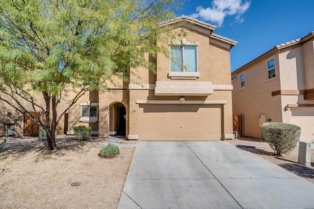 900 W Broadway Avenue #74, Apache Junction, AZ 85120 (MLS #6053262) :: The Bill and Cindy Flowers Team