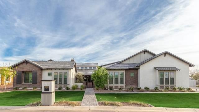 2723 E Warbler Road, Gilbert, AZ 85297 (MLS #6053276) :: Revelation Real Estate