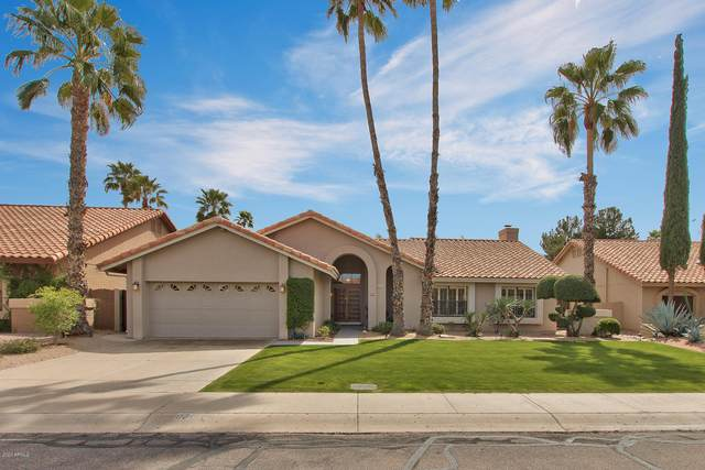 9763 E Dreyfus Avenue, Scottsdale, AZ 85260 (MLS #6053301) :: Brett Tanner Home Selling Team