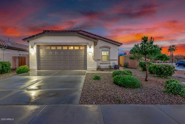 40907 N Linden Street, Queen Creek, AZ 85140 (MLS #6053333) :: Revelation Real Estate
