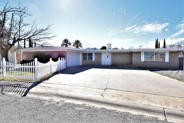 232 Kings Way, Sierra Vista, AZ 85635 (MLS #6053338) :: Nate Martinez Team