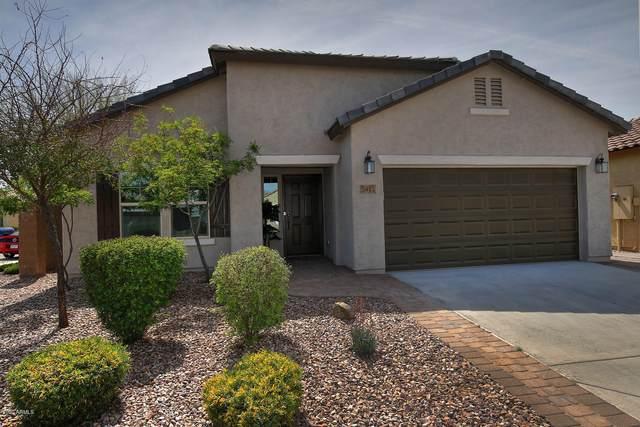 5413 W Montebello Way, Florence, AZ 85132 (MLS #6053344) :: Brett Tanner Home Selling Team