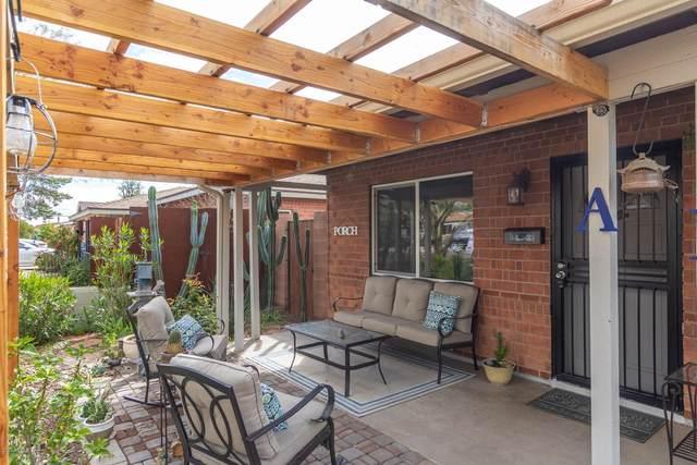 2931 E Flower Street, Phoenix, AZ 85016 (MLS #6053356) :: Riddle Realty Group - Keller Williams Arizona Realty