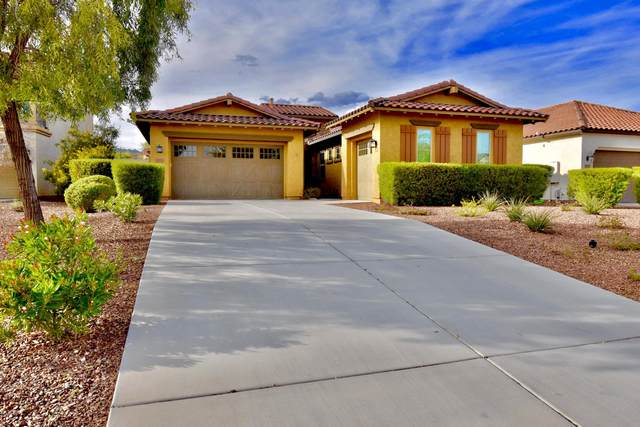 20976 W Thomas Road, Buckeye, AZ 85396 (MLS #6053357) :: Long Realty West Valley