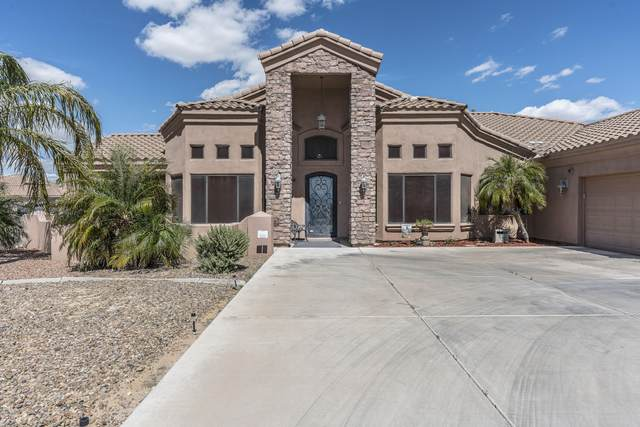 10326 W Appaloosa Trail, Casa Grande, AZ 85194 (MLS #6053430) :: Power Realty Group Model Home Center