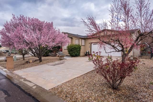 1899 Sarafina Drive, Prescott, AZ 86301 (MLS #6053472) :: Conway Real Estate