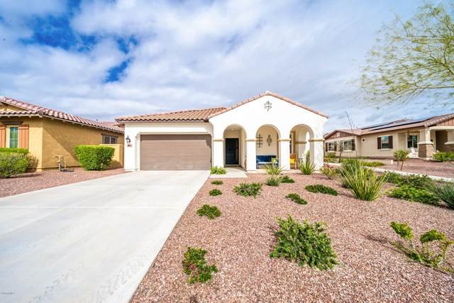 20972 W Thomas Road, Buckeye, AZ 85396 (MLS #6053496) :: Riddle Realty Group - Keller Williams Arizona Realty