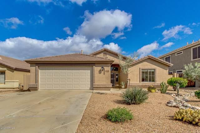 10214 E Olla Avenue, Mesa, AZ 85212 (MLS #6053533) :: Brett Tanner Home Selling Team
