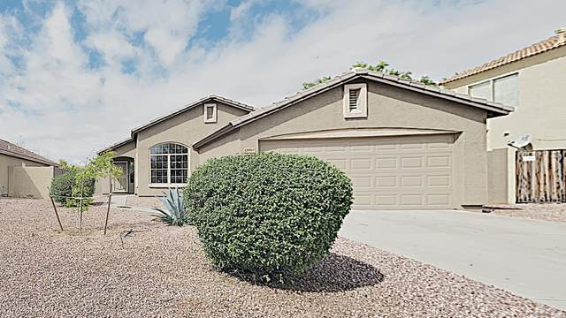 13950 N 134TH Lane, Surprise, AZ 85379 (MLS #6053536) :: The Kenny Klaus Team