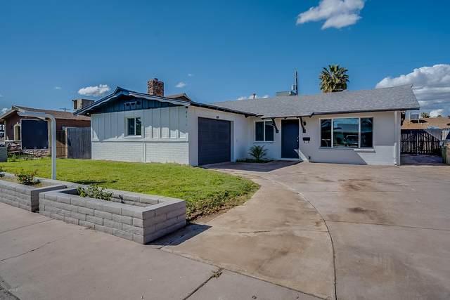 4416 W Cavalier Drive, Glendale, AZ 85301 (MLS #6053544) :: Lifestyle Partners Team