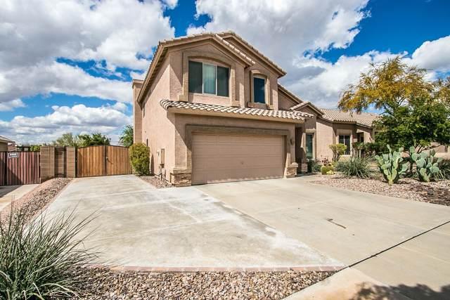 2366 N Malachite, Mesa, AZ 85207 (MLS #6053549) :: Riddle Realty Group - Keller Williams Arizona Realty