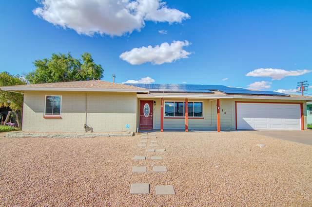 2414 W Village Drive, Phoenix, AZ 85023 (MLS #6053578) :: Riddle Realty Group - Keller Williams Arizona Realty