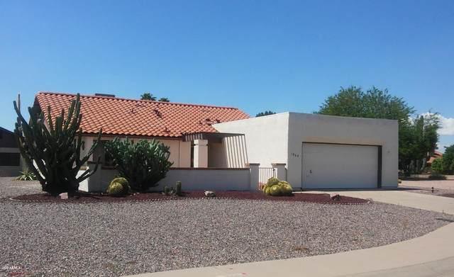 1868 Leisure World, Mesa, AZ 85206 (MLS #6053615) :: Brett Tanner Home Selling Team