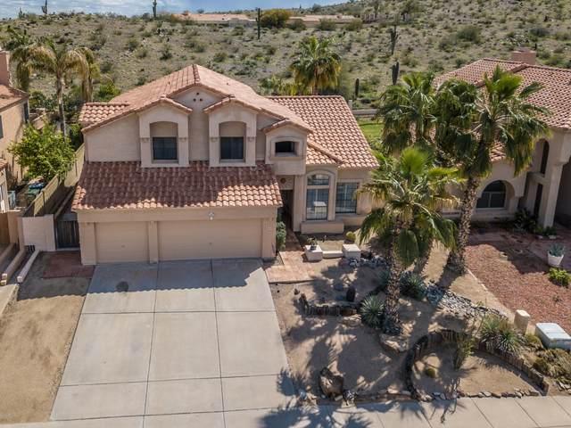 3415 E Desert Trumpet Road, Phoenix, AZ 85044 (MLS #6053628) :: Brett Tanner Home Selling Team
