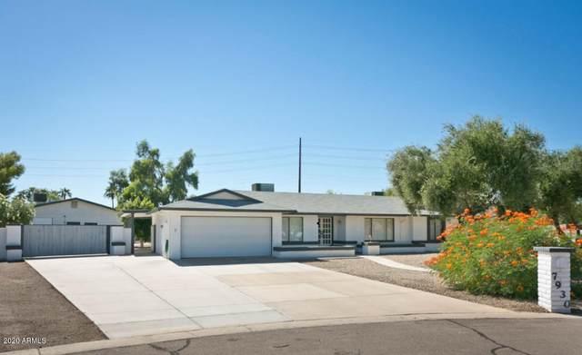 7930 S Ash Avenue, Tempe, AZ 85284 (MLS #6053630) :: Lux Home Group at  Keller Williams Realty Phoenix