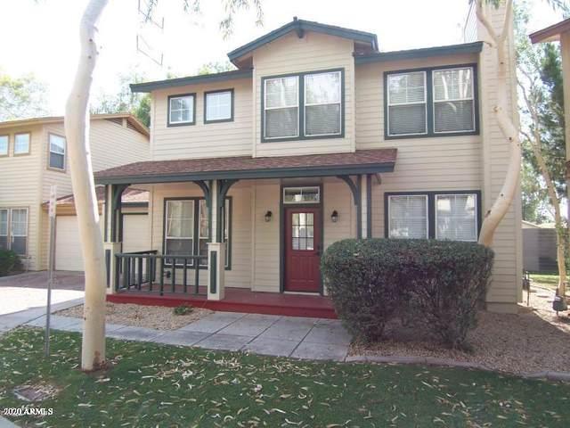 942 S Ash Avenue #106, Tempe, AZ 85281 (MLS #6053631) :: The Kenny Klaus Team