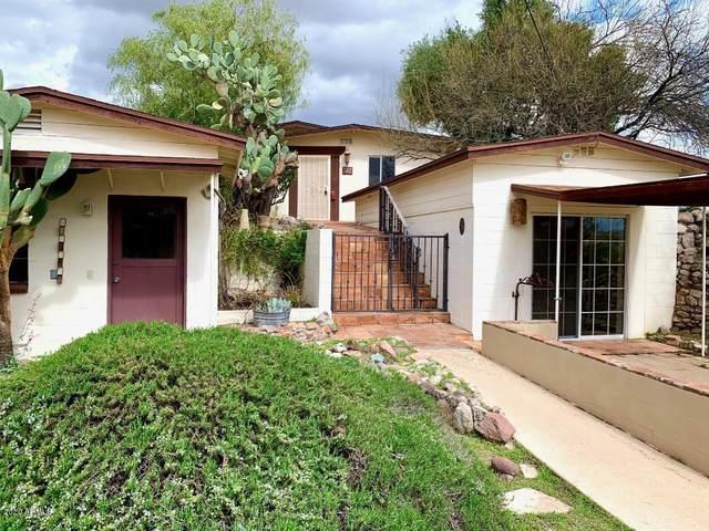 410 N Mariposa Drive, Wickenburg, AZ 85390 (MLS #6053633) :: Lux Home Group at  Keller Williams Realty Phoenix