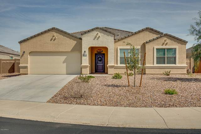 30700 W Flower Court, Buckeye, AZ 85396 (MLS #6053703) :: Lux Home Group at  Keller Williams Realty Phoenix