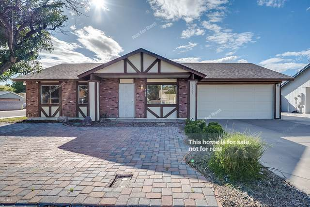 3015 N Arrowhead Drive, Chandler, AZ 85224 (MLS #6053705) :: Arizona Home Group