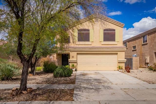 2194 W Roosevelt Avenue, Coolidge, AZ 85128 (MLS #6053711) :: Brett Tanner Home Selling Team