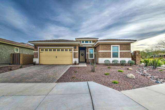 10355 W Buckhorn Trail, Peoria, AZ 85383 (MLS #6053727) :: Arizona Home Group