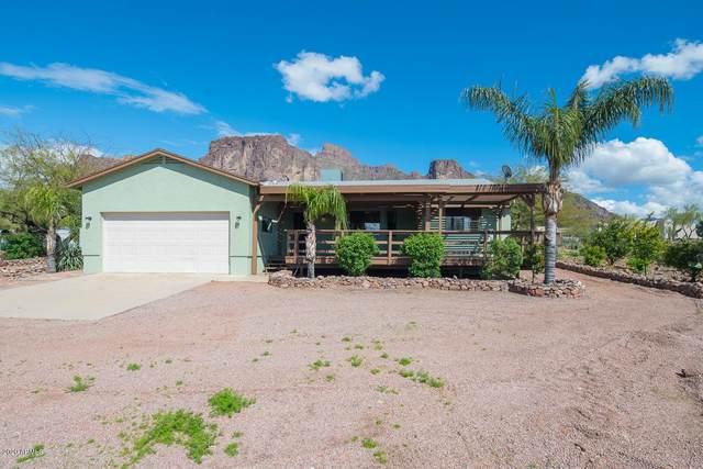 1545 N Prospectors Road, Apache Junction, AZ 85119 (MLS #6053740) :: The Kenny Klaus Team