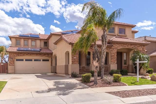 11785 N 140TH Lane, Surprise, AZ 85379 (MLS #6053821) :: Brett Tanner Home Selling Team
