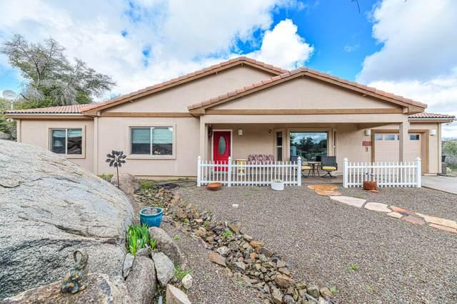 17522 W Westward Drive, Yarnell, AZ 85362 (MLS #6053824) :: Homehelper Consultants