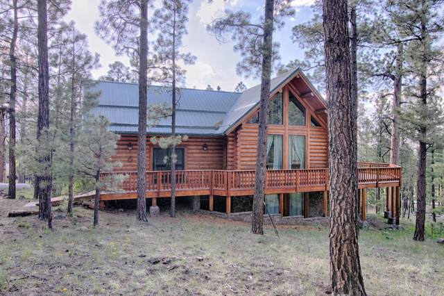 1064 N #5 County Road, Greer, AZ 85927 (MLS #6053826) :: The Carin Nguyen Team