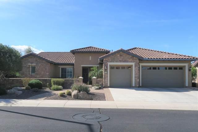 27109 W Burnett Road, Buckeye, AZ 85396 (MLS #6053864) :: Long Realty West Valley