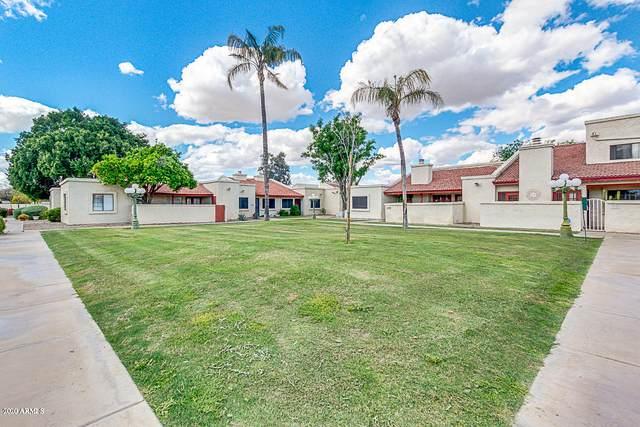 633 W Southern Avenue #1155, Tempe, AZ 85282 (MLS #6053880) :: Brett Tanner Home Selling Team