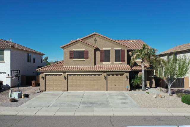 32070 N Cat Hills Avenue, Queen Creek, AZ 85142 (MLS #6053927) :: Riddle Realty Group - Keller Williams Arizona Realty