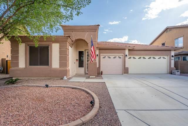 18505 W Onyx Court, Waddell, AZ 85355 (MLS #6053979) :: Brett Tanner Home Selling Team